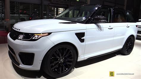 range rover sport interior 2017 2017 range rover sport svr facelift archives live auto hd
