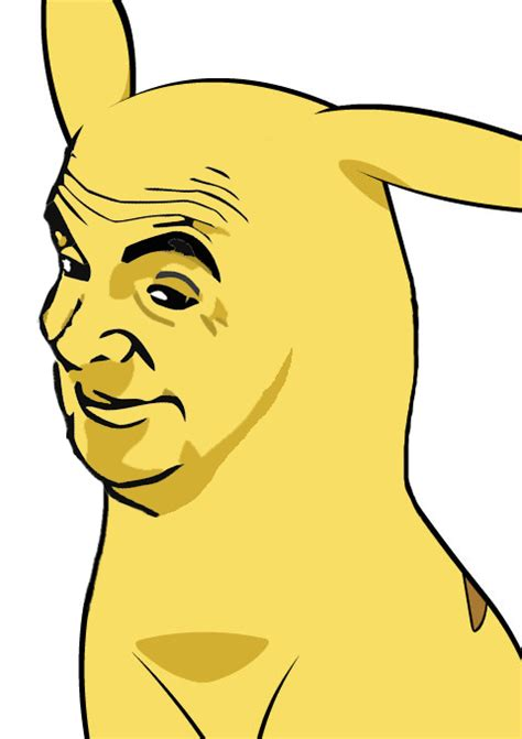 Meme Face Meanings - if you know what i mean pikachu give pikachu a face