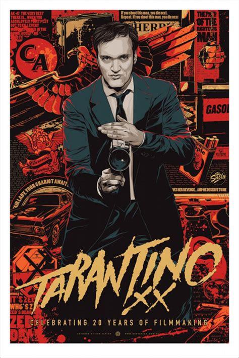 Plakat Quentin Tarantino by Quentin Tarantino Xx Poster By Quentin Tarantino
