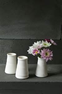 small flower vases stuart houghton pottery