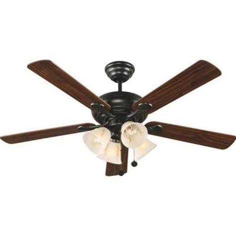 black hton bay ceiling fan hton bay portsea 52 in black ceiling fan 111827 the