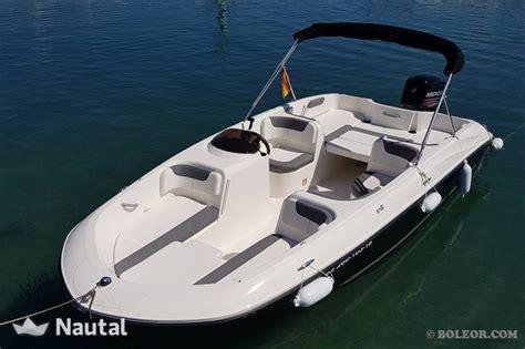 nieuwe speedboot speedboot 8p 115hp in mallorca tot 70 km u nieuwe