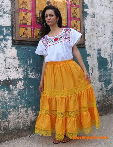 mexican peasant blouse and skirt sleeveless blouse