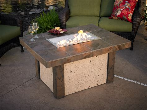 Outdoor Table With Firepit Outdoor Tables Marquis Company Stores Of Oregon