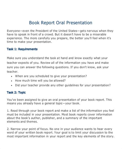 book report conclusion exle 10 sle book report free sle exle format