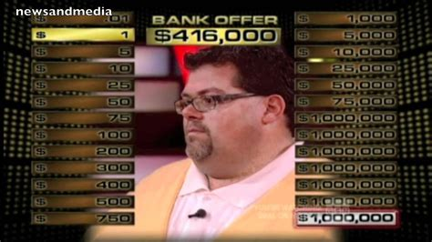Deal Or No Deal Meme - deal or no deal biggest fail ending 1 dollar youtube