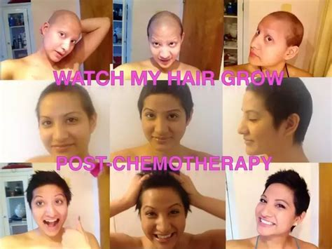 hair growth rate after chemo what is a good way to stimulate new hair growth following
