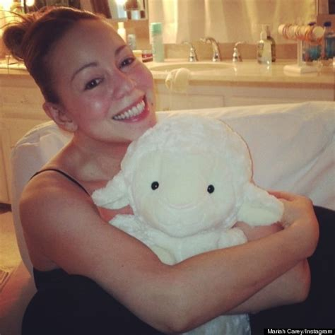 what is the age of mariah hug friday picture snaps mariah carey shares a birthday pic