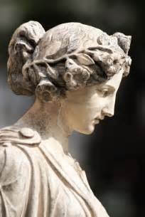 Greek God Statue Chantelle Fashion Ancient Greece Inspired Hairstyle