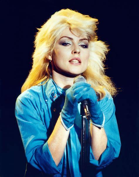 names of hairstyles 1977 blondie s debbie harry on her signature platinum hair vogue