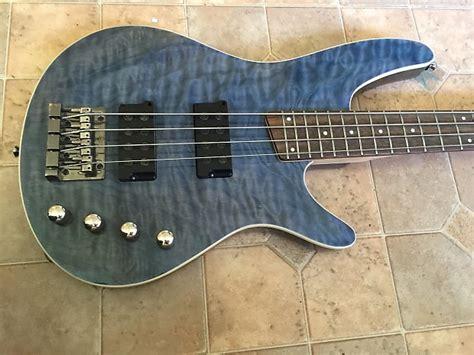 Gitar Bass Sdgr 5 String 10 ibanez sdgr 4 string bass guitar srx3exqm1 reverb