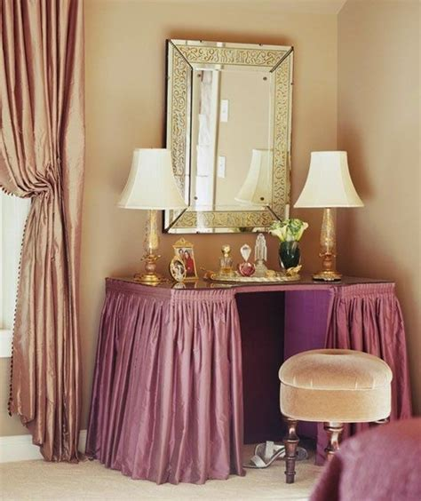 how to a dressing table skirt pin by debbie hagan on home stuff