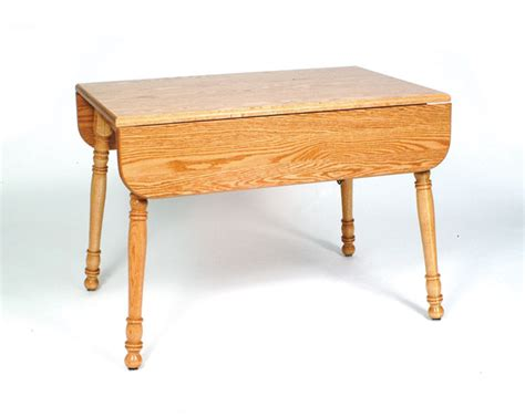 Small Drop Leaf Table by Small Harvest Drop Leaf Table Haus Custom