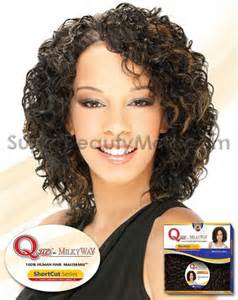 way hair milky way 100 human hair weave q dual twist 3pcs 9 99