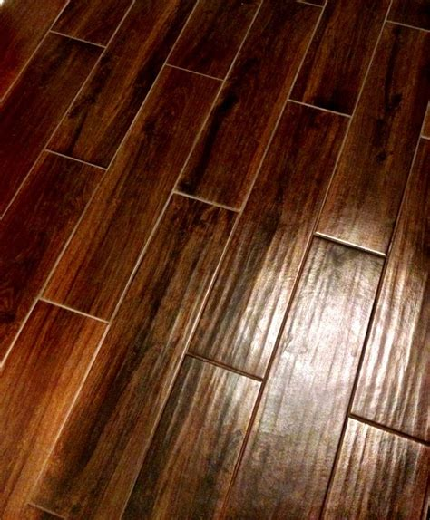 ceramic tile that looks like wood home decor pinterest