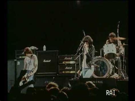 live rome ramones live rome 1980 part 3