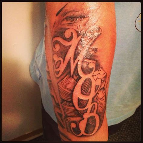 mob tattoo designs 53 best images about money tattoos on colin