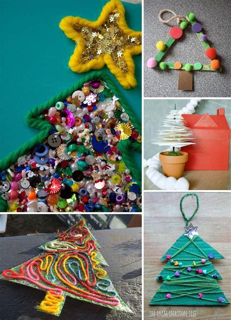 o tannenbaum 10 christmas tree crafts for kids lasso