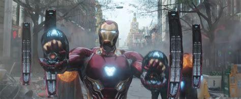 iron mans armor infinity war closer comics