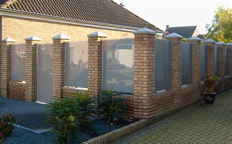 ervaring met tuin maximaal schutting glas mdf lakken hoogglans