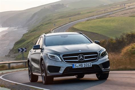 Mercedes In Germany by The Mercedes Gla Gets Priced In Germany Autoevolution