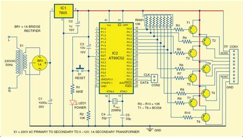 led matrix wiring diagram image collections wiring