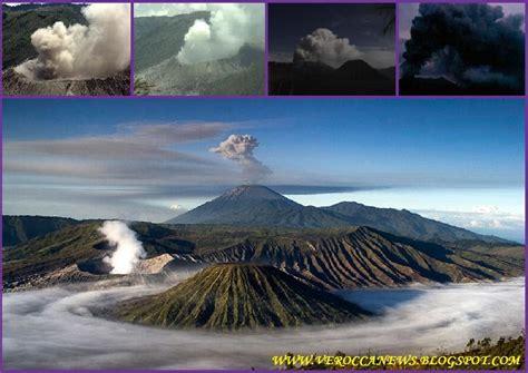 film animasi gunung meletus foto video gunung bromo meletus letusan bromo terbaru