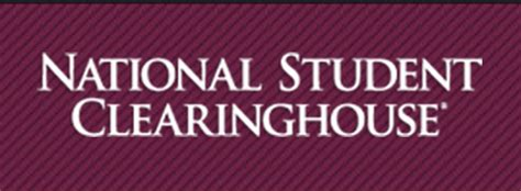 national student clearing house national student clearinghouse share the knownledge