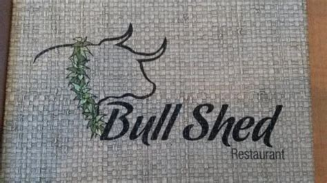 Bull Shed Restaurant Kapaa Hi by More Out The Window Picture Of The Bull Shed Restaurant