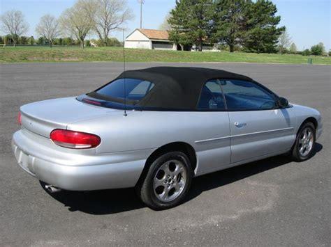 online car repair manuals free 2000 chrysler sebring instrument cluster 2000 chrysler sebring owners manual