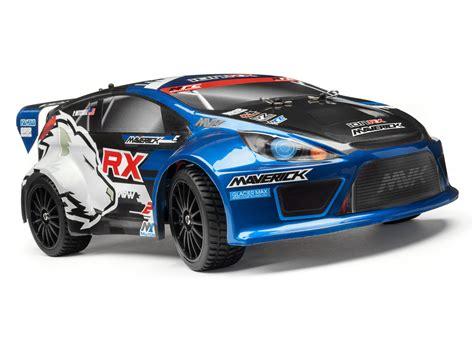 Rally Auto Rc by Maverick Ion Rx Rtr 1 18 Elektro Rally Auto Mv12805