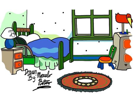 caillou bedding caillou s bedroom by m soul3479 on deviantart