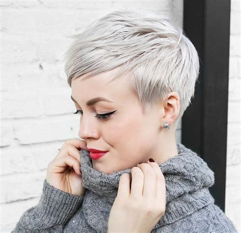 gcan you get a pixie cut with a large forehead best 25 pixie haircuts ideas on pinterest choppy pixie