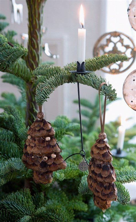 christmas crafts nature christmas winter pinterest