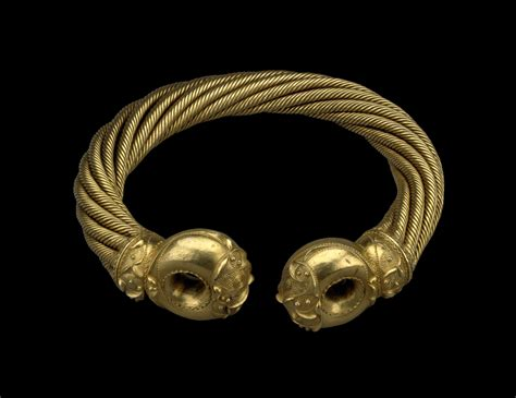 where do you put the st how do you put on a torc the british museum blog