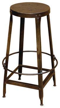 steunk furniture redmond stool contemporary bar stools and counter