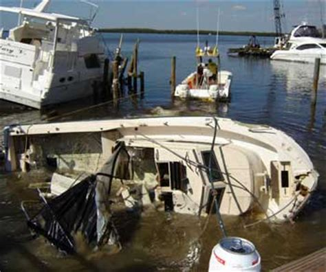 boat lift hurricane preparation preparing your boat for hurricanes florida go fishing
