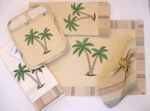 Palm Tree Kitchen Decor by Top 82 Ideas About Palm Trees Kitchen Decor On Dish Towels Tropical And