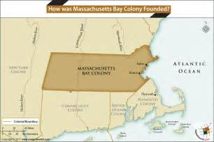 how was massachusetts bay colony founded answers