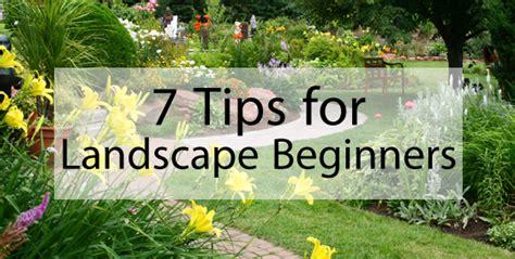 landscaping ideas for beginners webzine co
