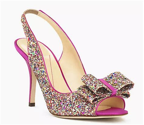Charm Heels 30 kate spade kate spade inspired wedding ideas mid south