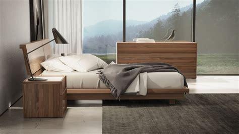 swan modern platform bed huppe