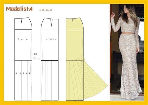 pattern drafting of skirt mermaid skirt pattern drafting hobbie sewing