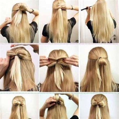 easy to do school hairstyles for hair simple hairstyles for medium hair for school hairstyle for