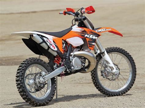 2011 Ktm 250xc 2011 Ktm 250 Xc Specifications And Pictures