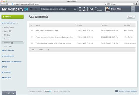 free workflow management tools bitrix24 free document and storage