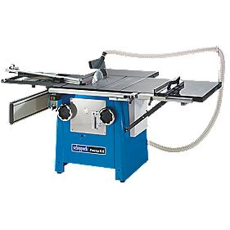 screwfix bench scheppach precisa 6 0 315mm 3 phase table saw 415v table