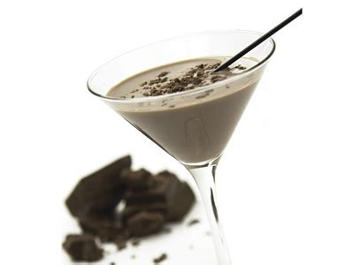 Baileys Irish Cream Chocolate Martini