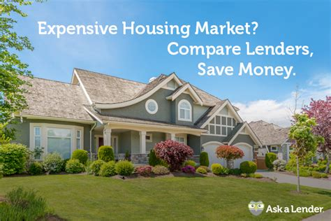 affordable housing mortgage lenders expensive housing market compare lenders and save thousands geekwire