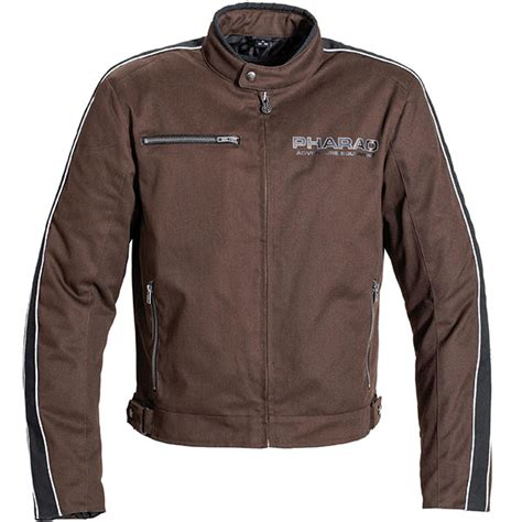Brown Canvas Jacket pharao canvas evo jacket brown free uk delivery